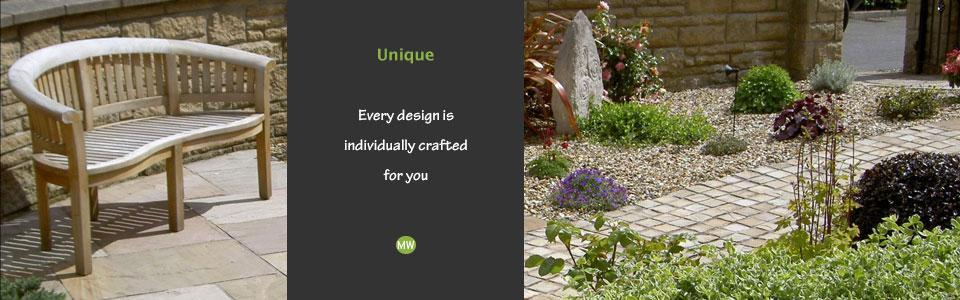 charming cottage garden dseign